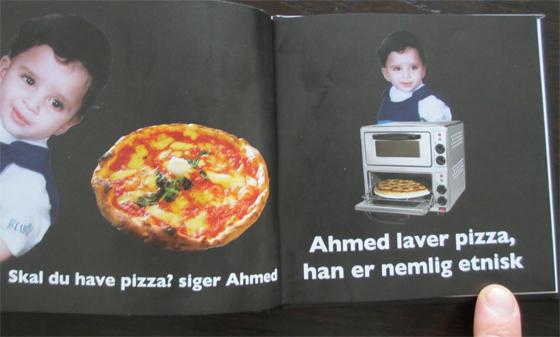 Ahmed er etnisik